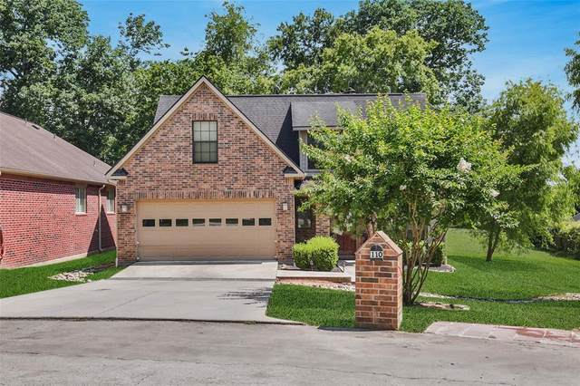 110 Cove W, Conroe, TX 77356 (MLS #45119106) :: Connect Realty