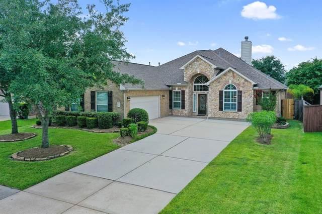 9518 Empress Crossing Drive, Spring, TX 77379 (MLS #45121592) :: Green Residential