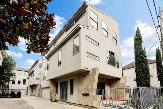 208 Detering Street B, Houston, TX 77007 (MLS #45124943) :: Green Residential