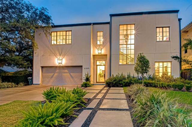 1320 Banks Street, Houston, TX 77006 (MLS #45131807) :: The SOLD by George Team