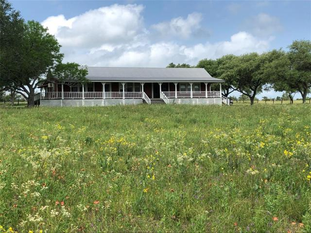 721 County Road 229, Schulenburg, TX 78956 (MLS #45136537) :: The Bly Team