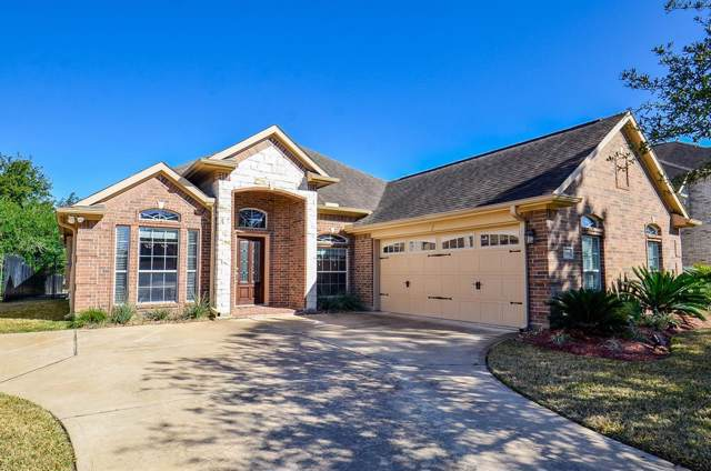 16306 Pinon Vista Drive, Houston, TX 77095 (MLS #45144298) :: The Bly Team