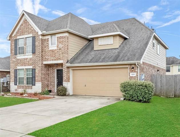 1203 Quarterhorse Drive, Alvin, TX 77511 (MLS #45151530) :: Giorgi Real Estate Group