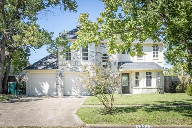 4334 Plover Drive, Seabrook, TX 77586 (MLS #45155784) :: Rachel Lee Realtor