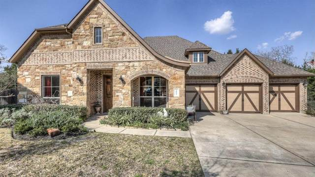 2061 Forest Haven Drive, Conroe, TX 77384 (#45180408) :: ORO Realty