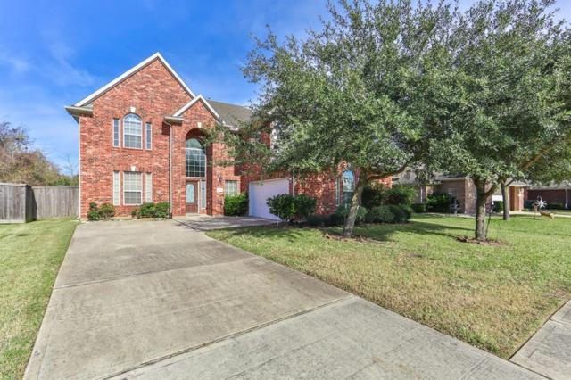 6938 Hamilton Falls Lane, Spring, TX 77379 (MLS #45188887) :: Caskey Realty