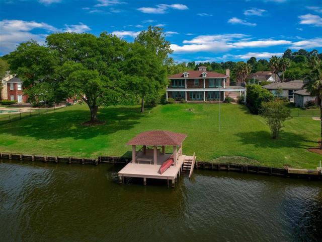 9729 W Shore Drive, Willis, TX 77318 (MLS #45193029) :: The Home Branch