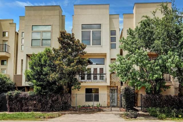 5018 Lillian Street, Houston, TX 77007 (MLS #4519565) :: The Parodi Team at Realty Associates