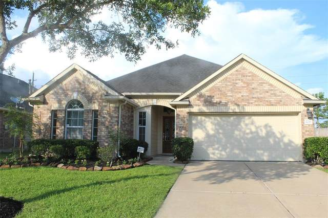 8027 Thorncroft Manor Lane, Richmond, TX 77407 (MLS #45211331) :: The Sansone Group