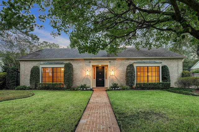 6003 Stones Throw Road, Houston, TX 77057 (MLS #45218324) :: The Bly Team