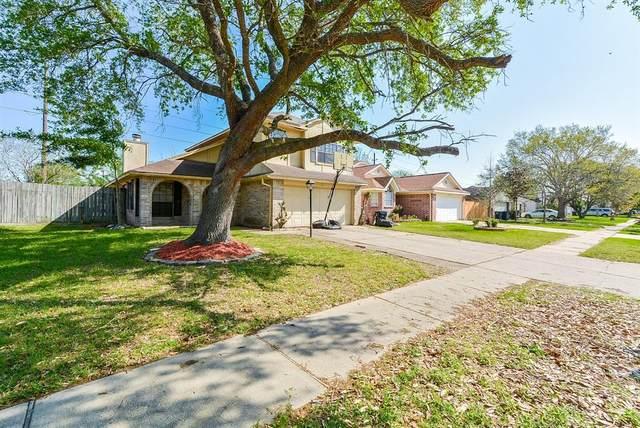 19514 Cypress Canyon Drive, Katy, TX 77449 (MLS #4523137) :: Ellison Real Estate Team