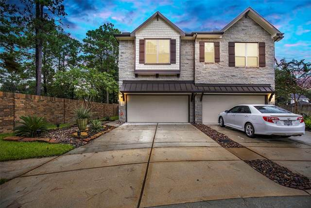 18570 Jasmine Garden Place, Humble, TX 77346 (MLS #45235057) :: All Cities USA Realty