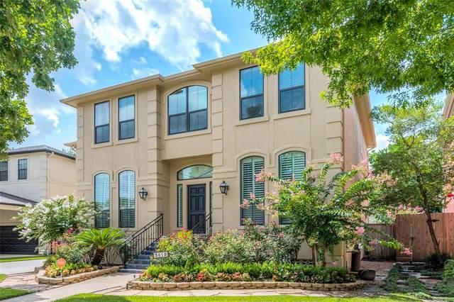 3519 Durness Way, Houston, TX 77025 (MLS #45235945) :: Texas Home Shop Realty