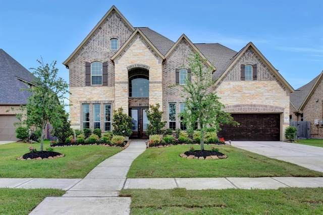 1521 Noble Way Court, League City, TX 77573 (MLS #45239129) :: The Bly Team