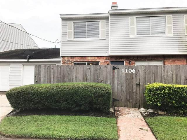 1106 Park Meadow Drive, Beaumont, TX 77706 (MLS #4524201) :: All Cities USA Realty
