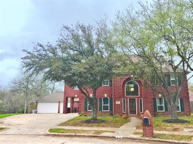 516 Lakeside Lane, Friendswood, TX 77546 (MLS #45249367) :: Giorgi Real Estate Group
