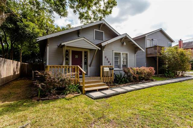 2204 Singleton Street, Houston, TX 77008 (MLS #45263843) :: Ellison Real Estate Team