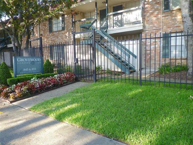 845 Augusta Drive #5, Houston, TX 77057 (MLS #4527465) :: Krueger Real Estate