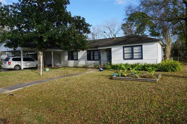 4727 Bland Street, Seabrook, TX 77586 (MLS #45283346) :: The Bly Team