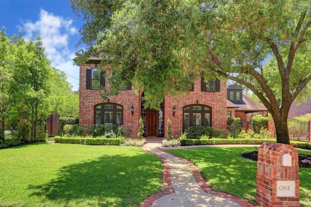 1 Martin Lane, Spring Valley Village, TX 77055 (MLS #45283858) :: Texas Home Shop Realty