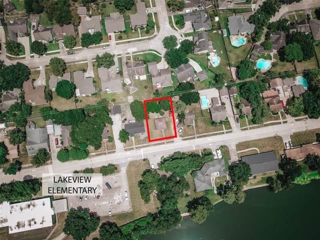 411 Lakeview Drive, Sugar Land, TX 77498 (MLS #45290400) :: The Heyl Group at Keller Williams