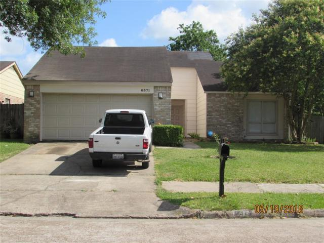 6371 Teal Run Drive, Houston, TX 77035 (MLS #45292087) :: Team Parodi at Realty Associates