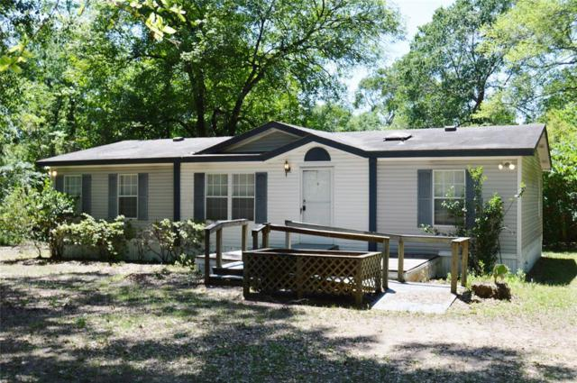 19202 Meadow Lake Road, Cleveland, TX 77328 (MLS #45300484) :: The Home Branch
