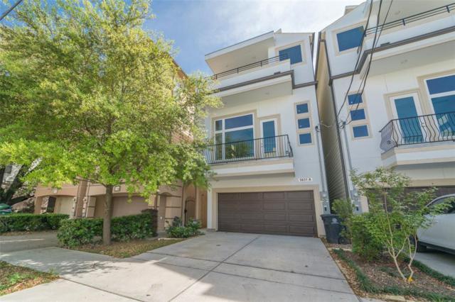 5631 Kiam Street A, Houston, TX 77007 (MLS #45302247) :: Giorgi Real Estate Group