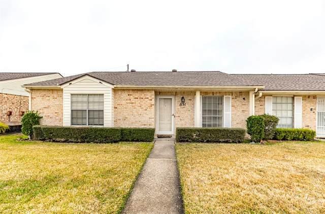 1151 Sunmeadow Drive #11, Beaumont, TX 77706 (MLS #45303669) :: Michele Harmon Team