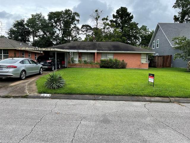 1038 W 31st Street, Houston, TX 77018 (MLS #45311902) :: The SOLD by George Team