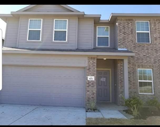 607 Pequin Road, Crosby, TX 77532 (MLS #4531323) :: The Wendy Sherman Team