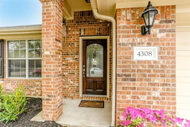 4308 Summer Lane, Pearland, TX 77584 (MLS #45317359) :: Giorgi Real Estate Group