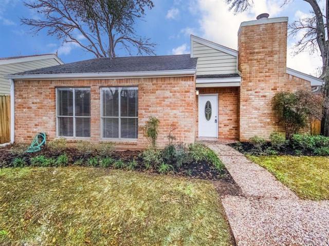 12800 Briar Forest Drive #60, Houston, TX 77077 (MLS #45319483) :: Team Parodi at Realty Associates