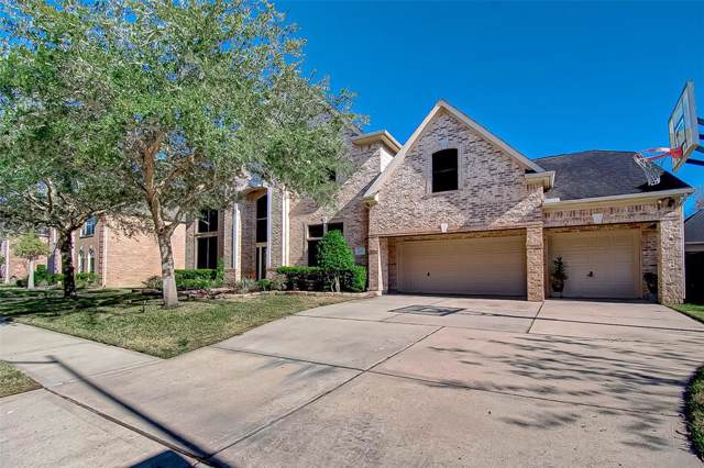 2722 Taylorcrest, Missouri City, TX 77459 (MLS #45323739) :: Texas Home Shop Realty