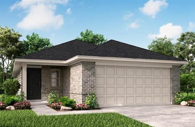 6426 Verbena Blossom Trail, Katy, TX 77449 (MLS #45325003) :: The Sansone Group