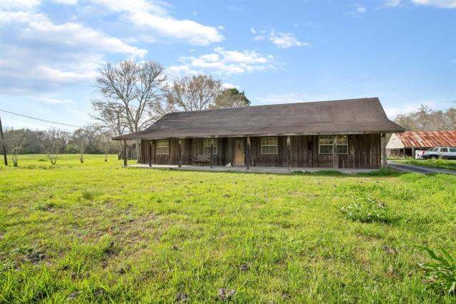7414 County Road 172, Alvin, TX 77511 (MLS #45327987) :: The Home Branch