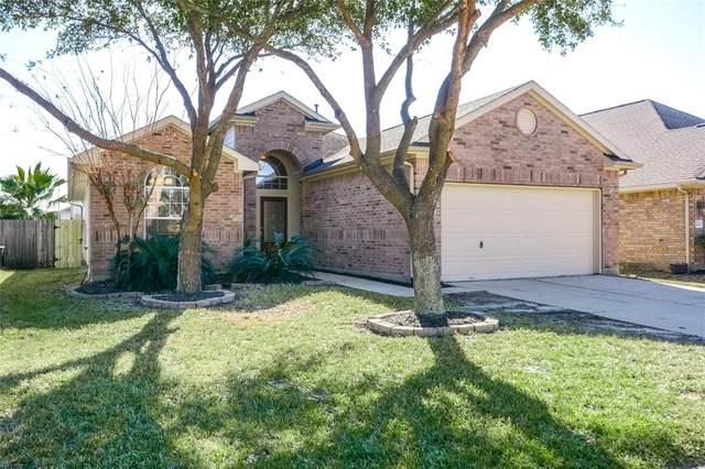 16903 Shoal Park Drive, Cypress, TX 77429 (MLS #45330030) :: The Home Branch