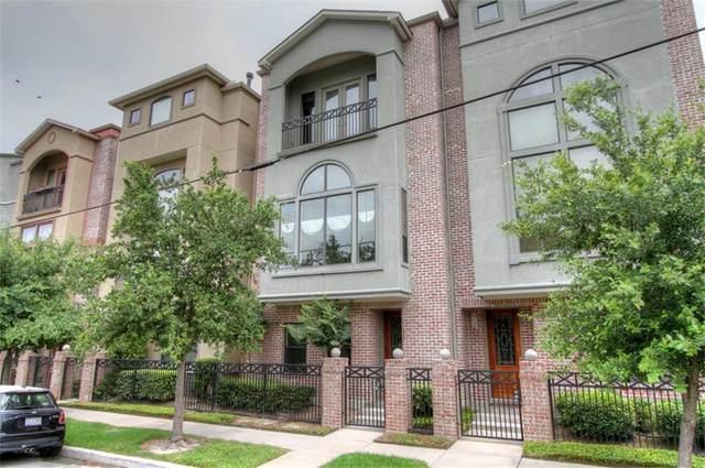 622 Bomar Street, Houston, TX 77006 (MLS #4533144) :: The Freund Group