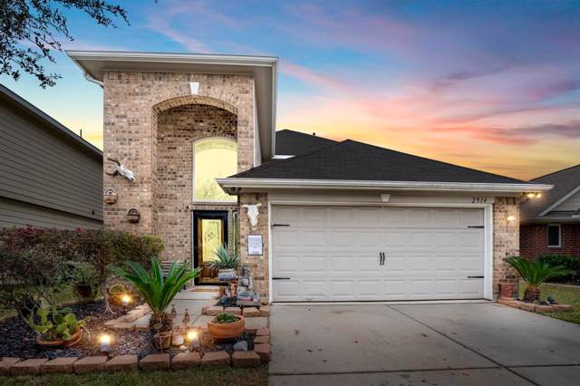 2914 Back Bay Brook Trail, Houston, TX 77045 (MLS #45331723) :: The SOLD by George Team