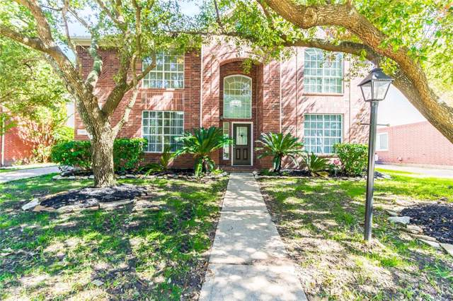 3507 Shadowside Court, Houston, TX 77082 (MLS #45344452) :: The SOLD by George Team