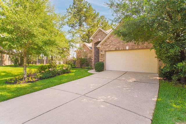 66 N Marshside Place, The Woodlands, TX 77389 (MLS #45349700) :: The Parodi Team at Realty Associates