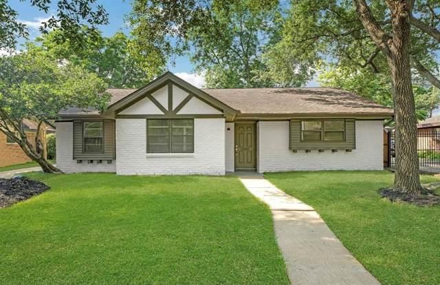5822 Belrose Drive, Houston, TX 77035 (MLS #45351707) :: Caskey Realty