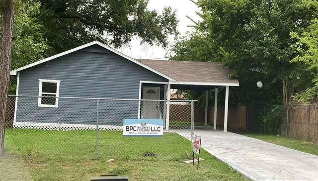 7206 England Street, Houston, TX 77021 (MLS #45364778) :: The Freund Group