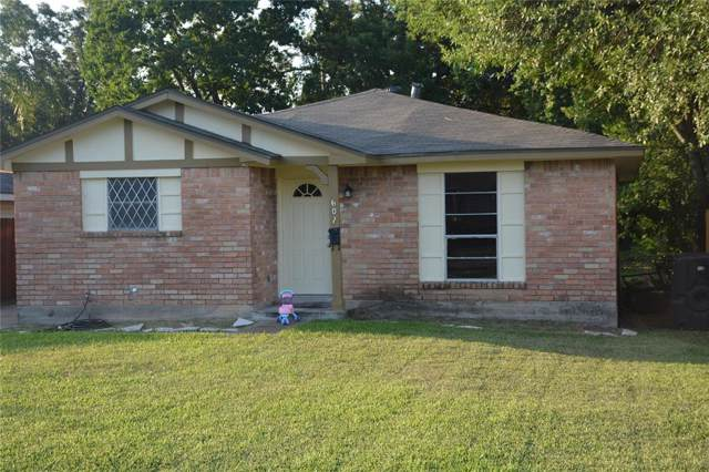607 Avenue F, South Houston, TX 77587 (MLS #45369513) :: TEXdot Realtors, Inc.