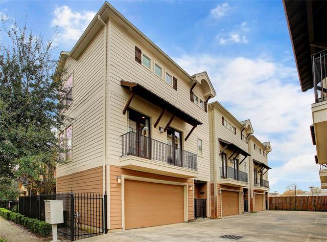 5305 Nett Street A, Houston, TX 77007 (MLS #45371774) :: Texas Home Shop Realty