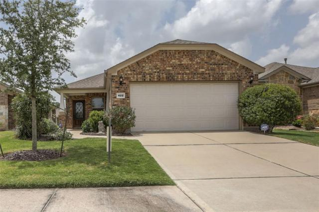 422 Larkspur Lane, Richmond, TX 77469 (MLS #45380649) :: The Sansone Group