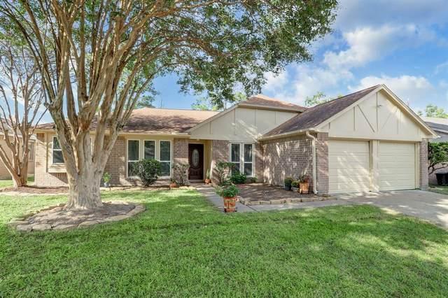 13506 Oak Ledge Drive, Houston, TX 77065 (MLS #45384766) :: The Home Branch