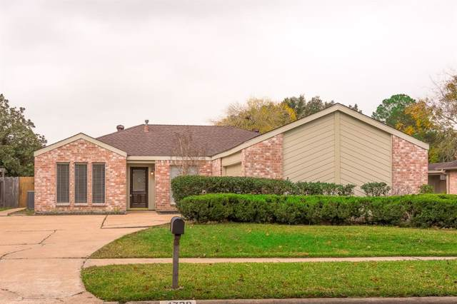 4738 Eagle Trail Drive, Houston, TX 77084 (MLS #45396101) :: The Bly Team