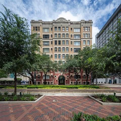 1700 Main Street 6A, Houston, TX 77002 (#45396167) :: ORO Realty