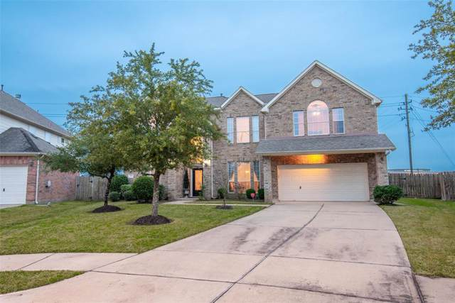 21723 Cozy Hollow Lane, Richmond, TX 77469 (MLS #45409255) :: The SOLD by George Team